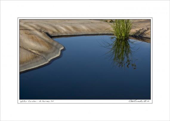 Water Garden - Killarney, Ontario